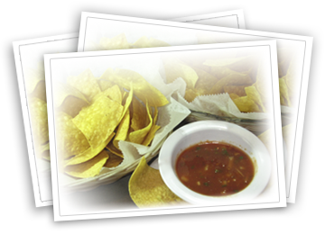 Image of Homemade Chips and Salsa